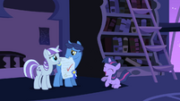 Twilight Sparkle Dance S1E23