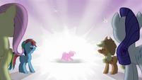 Twilight inside bright light S03E13