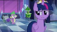 Twilight is worried EG