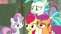 """Apple Bloom """"lot of good things about them"""" S8E6"""