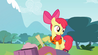 Apple Bloom 'Found it!' S4E09