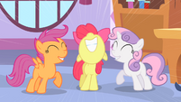 CMC are about to yell S01E17