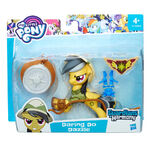 Guardians of Harmony Daring Do Dazzle packaging