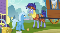 "Hoo'Far ""I look forward to seeing you"" S8E19"