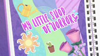 My Little Shop of Horrors title card EGDS8