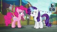 Pinkie Pie --I wouldn't say it's lost-- S6E3