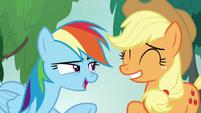 """Rainbow Dash """"you are so right!"""" S8E9"""