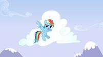 Rainbow Dash 'In Ponyville?' S3E7