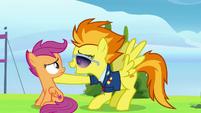 """Spitfire """"I used to be like you"""" S8E20"""