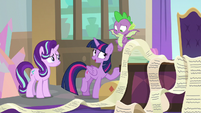 """Twilight """"running a school and running a country"""" S9E1"""