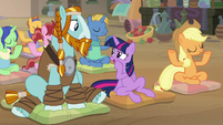 """Twilight """"they didn't even have those"""" S8E21"""