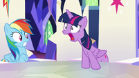 """Twilight """"this visit can take!"""" S5E11"""
