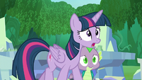 Twilight --Please, you have to listen-- S5E26