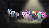 Twilight -how do you take somepony's cutie mark- S5E1