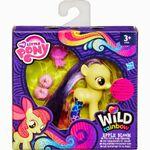 Apple Bloom Wild Rainbow doll packaging