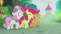 CMC singing -see the light of your cutie mark- S5E18