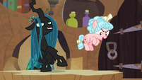 """Cozy Glow """"freaking out the Pegasi"""" S9E24"""