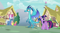 Ember notices the attention she's geting S7E15