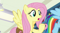 """Fluttershy """"it's true, they are"""" S9E21"""