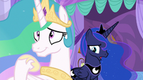Luna -not sure how we can both be happy- S9E13