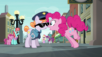 """Pinkie Pie """"not only am I not getting my sister"""" S6E3"""