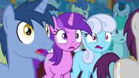 Ponies in shock S4E25