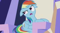 "Rainbow ""Fine..."" S5E8"