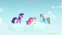 """Rainbow Dash """"a couple dozen times"""" S7E14"""