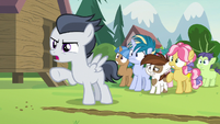 Rumble -just the kind of talk I'd expect- S7E21