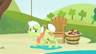 S04E20 Babcia Smith próbuje utrzymać się na wodzie