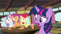 """Twilight """"What in the world"""" S4E15"""