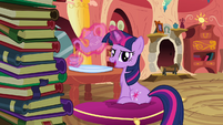 """Twilight Sparkle """"I'm not planning on letting her down"""" S3E9"""