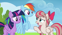 """Angel Wings """"my favorite ponies in all of Equestria"""" S6E24"""