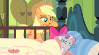 "Applejack ""you are a delicate flower"" S4E17"