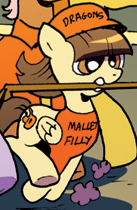 Comic issue 11 Filly Wild Fire.png