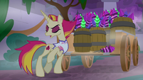 """Fire Flare """"putting on a silly little show"""" S9E17"""