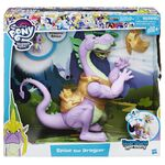 Guardians of Harmony Spike the Dragon packaging