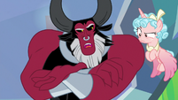 "Lord Tirek ""he won't tell us"" S9E25"