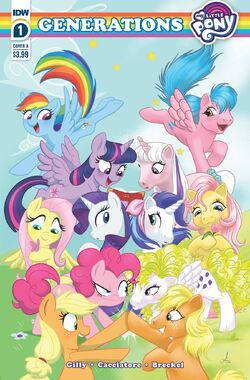 MLP Generations issue 1 cover A.jpg