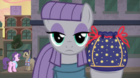 Maud Pie with --fire-- in her eyes S6E3