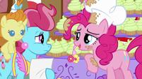 "Pinkie ""Pretty impressive if I do say so myself"" S5E19"