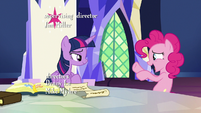 """Pinkie Pie """"you can make it happen"""" S7E11"""