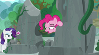 """Pinkie Pie """"you didn't have to scuba dive"""" S7E25"""