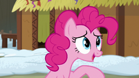 """Pinkie Pie """"you sure did, Prince Rutherford"""" S7E11"""