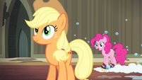 Pinkie Pie -perfect right where it is- S4E06