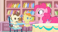Pinkie Pie eat up S2E13
