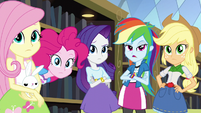 Rainbow -you think the Friendship Games are silly- EG3