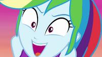 """Rainbow Dash """"do ya, Sunset?!"""" CYOE11b"""