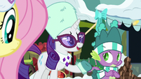 """Rarity """"it would save time"""" MLPBGE"""