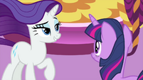 """Rarity """"we've got things to do"""" MLPS1"""